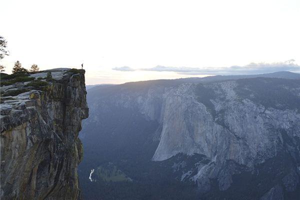 夢見山谷是什么意思