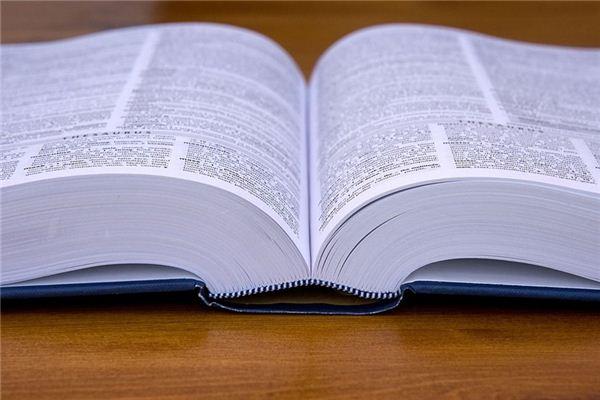 梦见辞典是什么意思