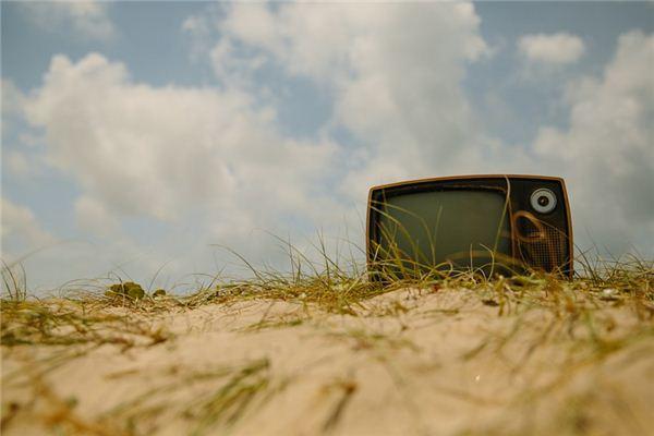 梦见电视机是什么意思