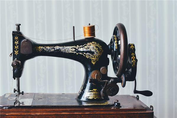 梦见缝纫机是什么意思