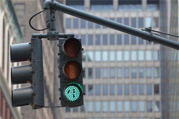 梦见绿灯是什么意思