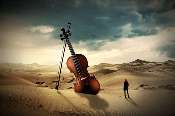 梦见小提琴是什么意思