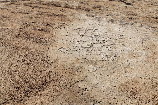 梦见沙土是什么意思