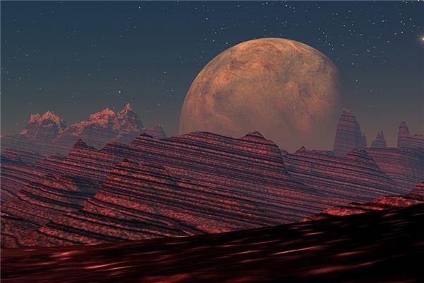 夢見火星是什么意思