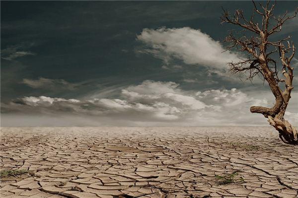 梦见干旱是什么意思