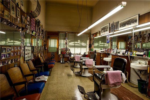 梦见理发店是什么意思