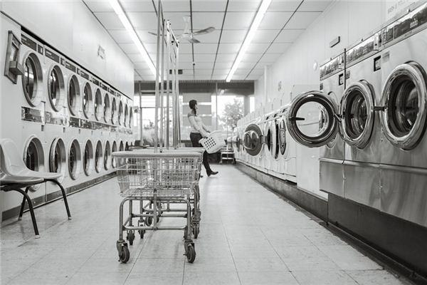 梦见洗衣店是什么意思