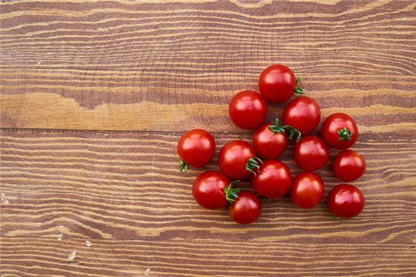 梦见番茄是什么意思