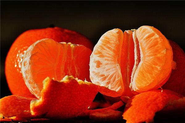 梦见橘子是什么意思
