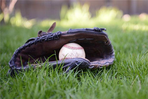 梦见棒球_周公解梦梦到棒球是什么意思_做梦梦见棒球好不好插图