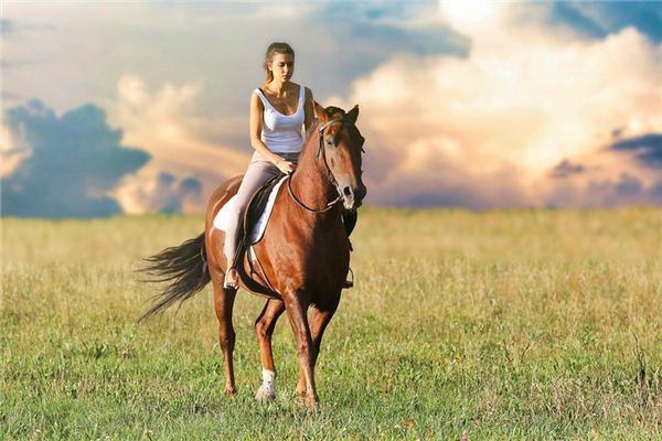 梦见骑膊马是什么意思