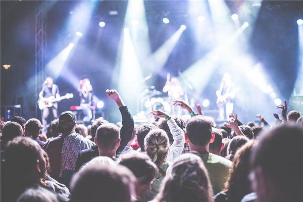 梦见音乐会是什么意思