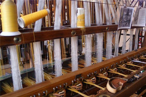 梦见织布机是什么意思