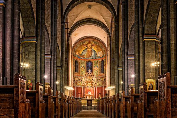 梦见大教堂是什么意思