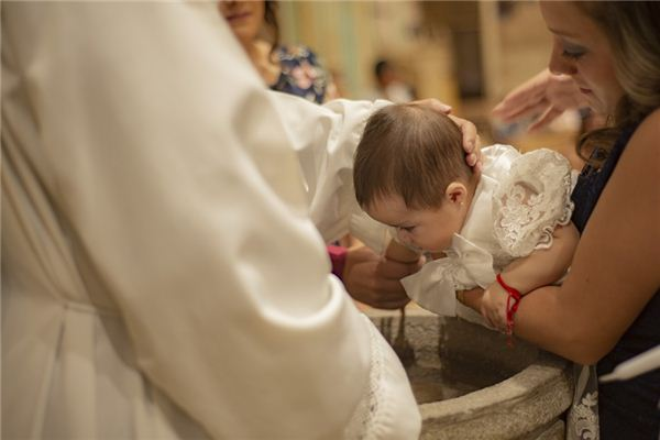 梦见洗礼是什么意思