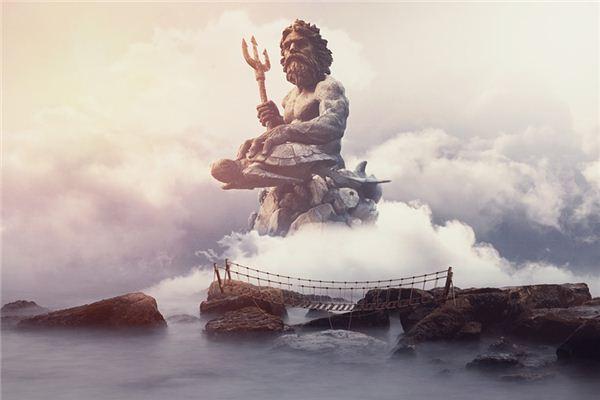 梦见海神是什么意思