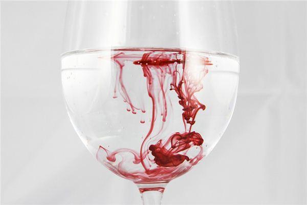 梦见见血是什么预兆