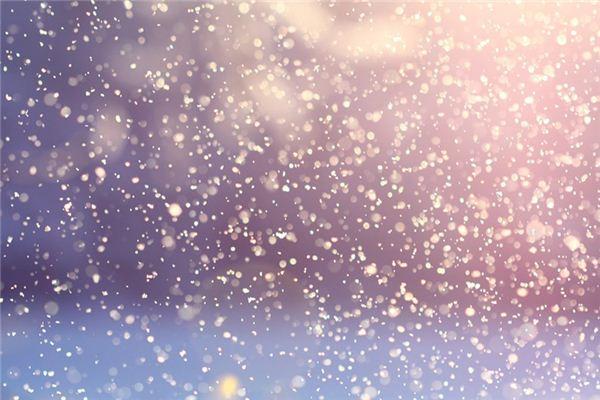 大奖娱乐平台雪是什么预兆