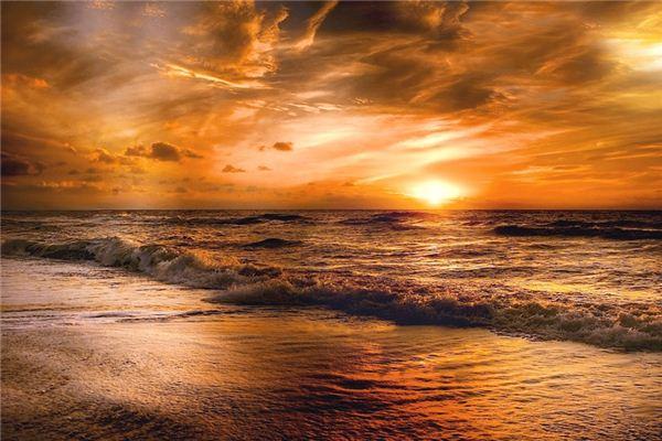 梦见云海是什么意思