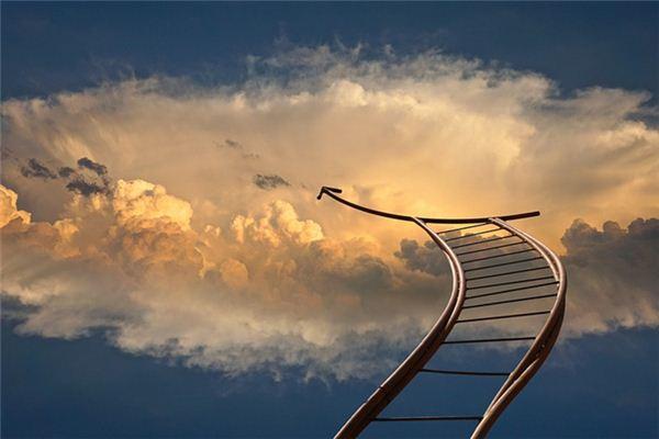 梦见天梯是什么意思