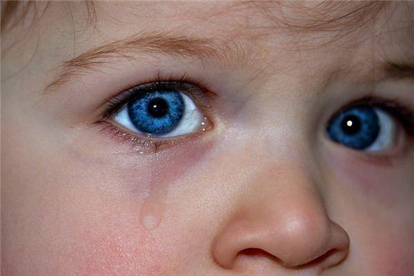 梦见女儿哭是什么意思