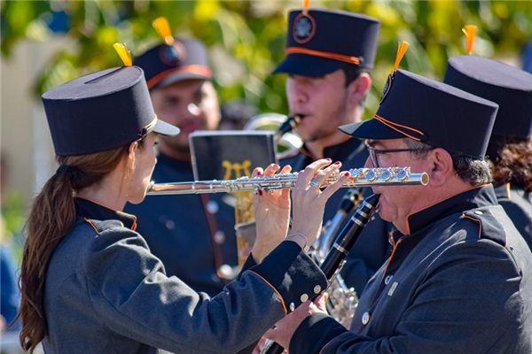 梦见单簧管是什么意思