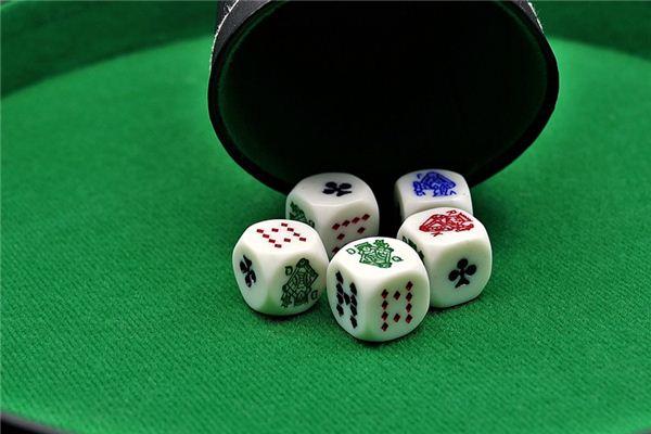 梦见赌馆是什么意思