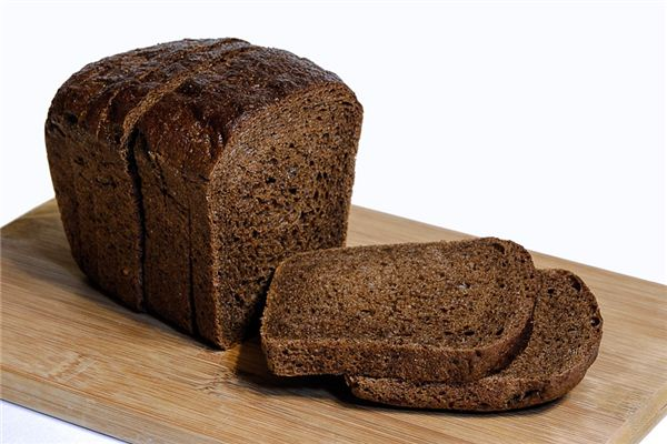 梦见黑面包是什么意思