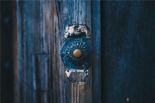 梦见门铃是什么意思
