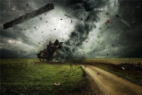 梦见飓风是什么意思