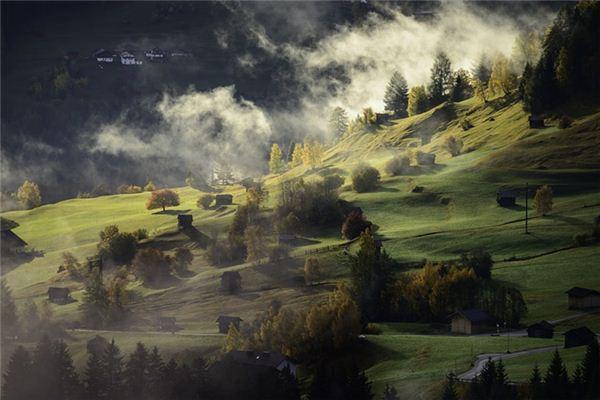 梦见薄雾是什么意思