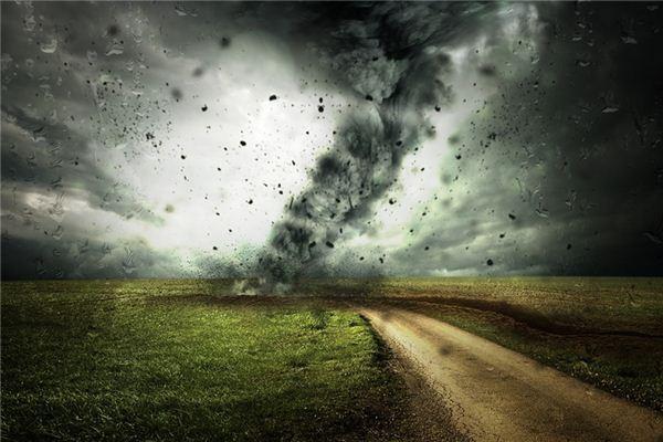 梦见风暴是什么意思