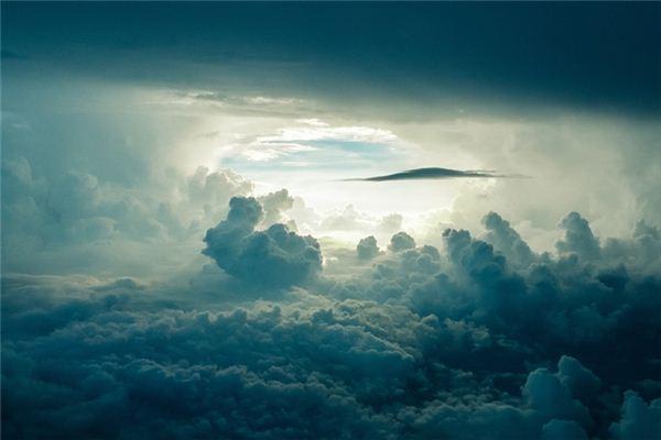 梦见云层是什么意思