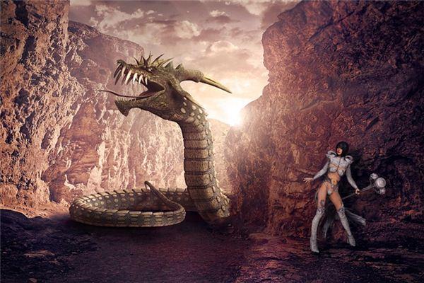 梦见龙蛇是什么意思
