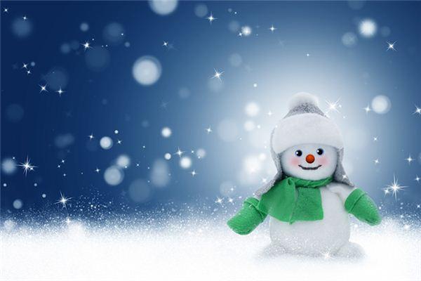 梦见雪人是什么意思