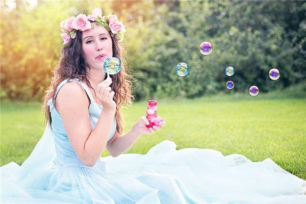 梦见泡泡是什么意思
