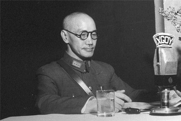 梦见蒋介石是什么意思