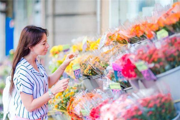 梦见买花是什么意思
