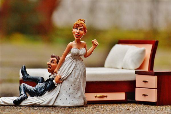 梦见自己又结婚了是什么征兆