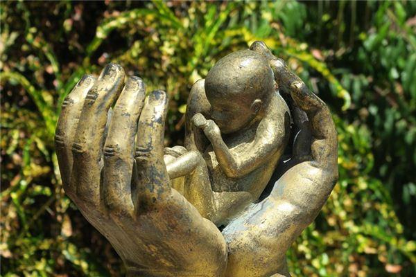 梦见自己堕胎