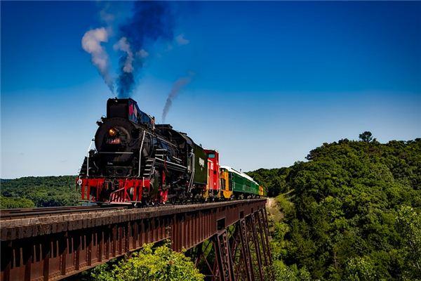 做梦梦到火车是什么意思