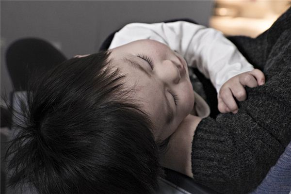 梦见宝宝生病