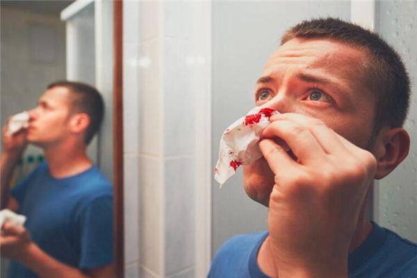 梦见鼻子受伤