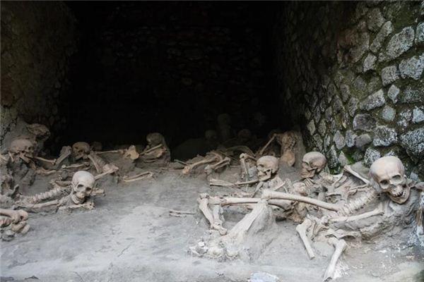 梦见死人头骨是什么意思