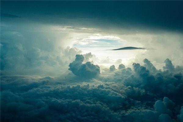 梦见天地异象是什么意思
