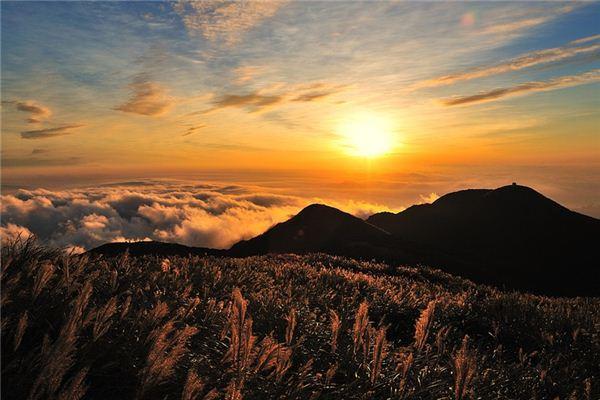 梦见太阳落山是什么意思