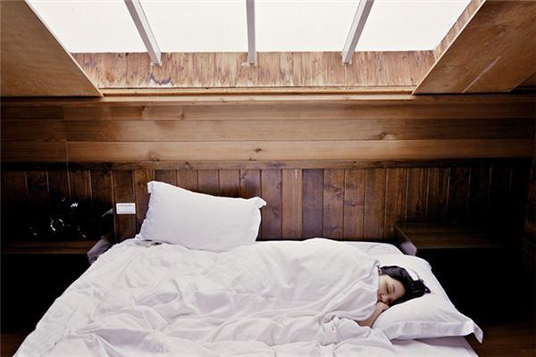 梦见筋疲力尽是什么意思