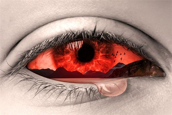 梦见眼睛流血是什么意义