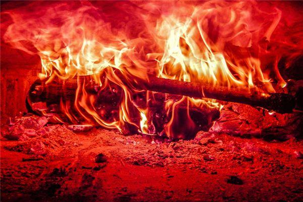 梦见尸体燃烧是什么意思