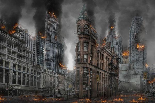 梦见街市失火是什么意思